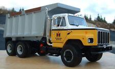 HUGE NEW  INTERNATIONAL HARVESTER FACTORY COLOR DUMP TRUCKS - FIRST GEAR