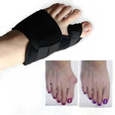 1 Pair Big Toe Straightener&bunion Hallux Valgus Corrector Splint Pain Relief