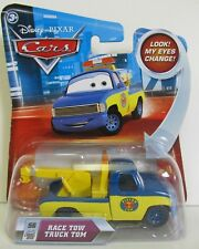 CARS - RACE TOW TRUCK TOM Eyes Change - Mattel Disney Pixar