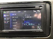 Pantalla táctil de navegación Pioneer AVIC-F950DAB Bluetooth GPS DAB centro de medios