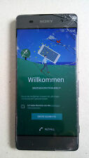 Sony Xperia XA F3111 - 16GB Graphitschwarz Smartphone, ohne Vertrag ohne Simlock