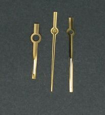 Hands ETA 2824 Yellow Gold in color For Rolex Tudor Date or Dress with luminous
