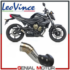 Leovince Terminale Scarico Exhaust Tip Acciaio Yamaha Xj6/Diversion/Fz6R 2011 11