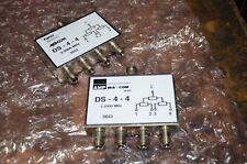 Amp Macom 2000 Mhz 4 Way Power Splitter DS-4-4