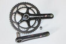 CAMPAGNOLO RECORD 11 Carbono Pedalier/Bicicleta De Carrera De Carretera Manivela 175mm Doble *