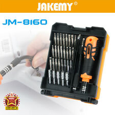 JAKEMY JM-8160 33 In 1 Dismountable Hardware Hand Tools Set Screwdriver Repair