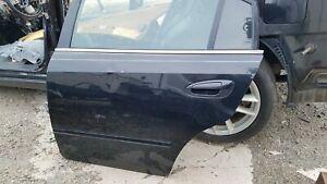2002-2006 OEM NISSAN ALTIMA Left Rear Door Driver Side BLACK back NO SHIPPING!!