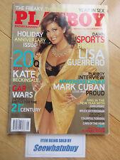Vintage Glamour Magazine: Playboy - January 2006 - Lisa Guerrero