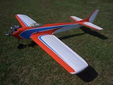 TAURUS scratch build R/c Pattern Plane Plans 70 in. Wing Span.