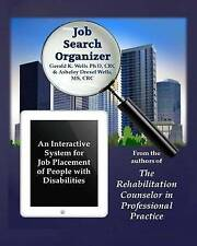 Job Search Organizer: An Interactive Program for Job Placement of Injured Worker