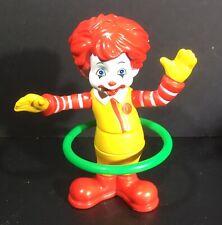 Vintage 2007 Toddler Ronald McDonald Hula Hoop Toy Child