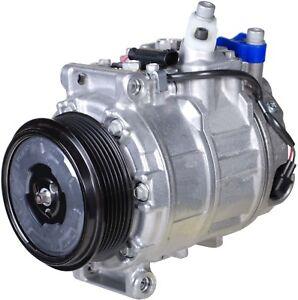For Mercedes W164 W251 GL450 ML500 R350 A/C Compressor and Clutch Denso 471-1594