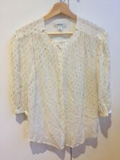 Country Road Silk Blouse Top Size XS For Size8