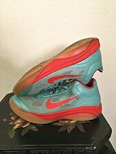 Nike Zoom Hyperfuse Low All-Star Game 2011 West LA Cannon Max Orange Size 8US
