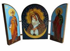 ICONE RUSSE RELIGIEUSE - ORTHODOXE - VIERGE MARIE