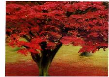 landscape tree 3D Lenticular  Holographic Stereoscopic Picture Wall Art