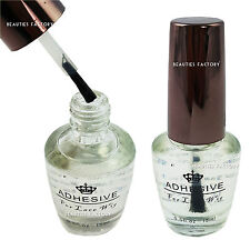 2x Adhesive Glue for DIY Lace Front Wig Hair Ultra Hold Brush On 15ml Each 1241