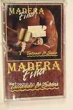 Tallando La Salsa by Madera Fina (1992) (Audio Cassette Sealed)