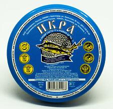 Black Russian Caviar Malossol 100 g (3.5 oz)   Free Shipping