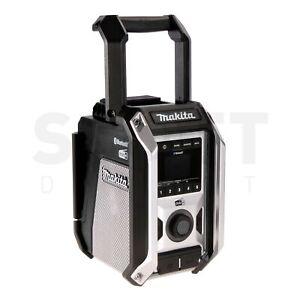 Makita DMR115B 18V LXT DAB+ Digital Jobsite Radio+ Bluetooth + Subwoofer Speaker