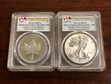 2019 First Strike Royal Canadian Pride of Two Nations set PCGS PR70 RCM Limited