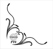 Window Sticker Volvo FH | Side Window Sticker | Truck Sticker