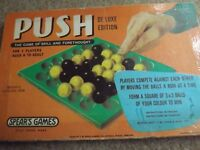 Vintage 1977 Push - The Game Of Skill And Forethought - Spear's Games