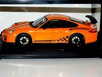 PORSCHE 911 997-2 GT3 RS COUPE 2009 NOREV  187562  1:18