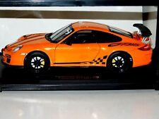 Porsche 911 Gt3 RS 2009 Orange 1 18 Model 187562 NOREV
