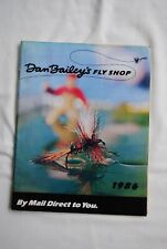 Dan Bailey'S Fly Shop 1986 Catalog