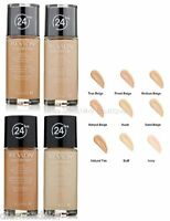 REVLON COLORSTAY FOUNDATION 320 true beige COMBINATION/OILY SKIN TYPES - SPF 15