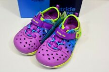 9358e97cf006 NEW 5M 5T Toddlers w Box Stride Rite Made2Play Phibian Water Shoes Sandals  Girls