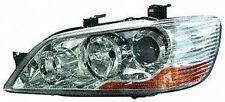 2002 2003 LANCER CHROME PROJECTOR HEADLIGHTS NEW PAIR