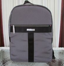 Tommy Hilfiger Darren Backpack Cordura Nylon Business Bag School Anthracite NWT