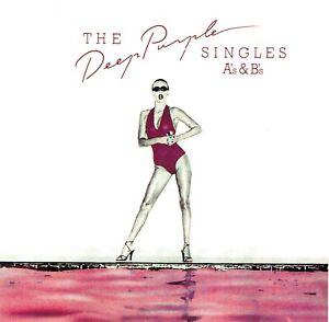 (CD) The Deep Purple - Singles A's & B's - Black Night, Fireball, Speed King
