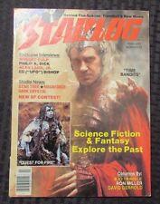 1982 STARLOG Magazine #55 FN+ w/ Avengers Flexi - Star Trek - Time Bandits