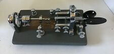 VIBROPLEX KEY ORIG BUG TELEGRAPH MORSE CODE  With Box and Another Key