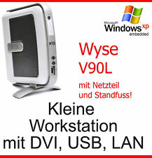 Thin Client Wyse V90l Mutaris Win Xpe F Msdos 95 98 512 MB Doc SSD Disc Tc5