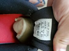 NIKE AIR MAX 90 SOUTH WHITE/ SPORT RED-NEUTRAL GREY 325018 161 SZ8.5