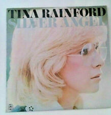 Silver Angel by TINA RAINFORD {EPIC 35034} PROMO - vinyl/LP - NM(-)