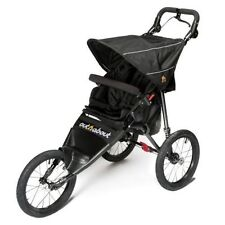 Out n About Nipper Sport Raven Black Pushchairs Single Seat Stroller