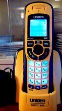 EXC UNIDEN WXI3077 HANDSET & MAIN BASE WATERPROOF SUBMERSIBLE PHONE D1680 DWX337