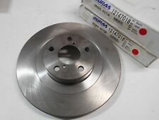Front Disc Brake Rotor Set (2) fits Subaru Baja 03-06 Forester 03-08 Impreza 02-