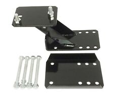 Heavy Duty Trailer Spare Tire Wheel Mount Holder Carrier for 4 & 5 lugs - 27010
