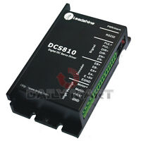 NEW Leadshine DCS810 Digital Brushed DC Servo Driver 80VDC 20A