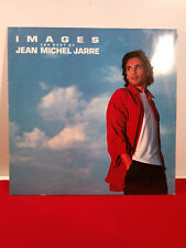 IMAGES the best of JEAN MICHEL JARRE - VINILE LP 33 GIRI 1991 - 511 306-1