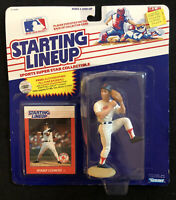 1988 STARTING LINEUP SLU MLB ROGER CLEMENS BOSTON RED SOX PROMO SEALED