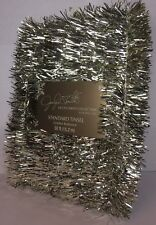 50ft Standard Tinsel Silver Shiny Garland New Tree Home Decor Golden Radiance