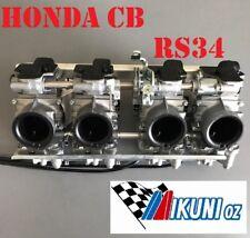 Honda CB750 Four SOHC K Models Mikuni Carburetor RS34 Smoothbore Carb Kit