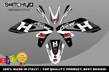KIT ADESIVI GRAFICHE 2.0 BLACK EASY per moto SM 610 dal 2005 al 2010 DECALS